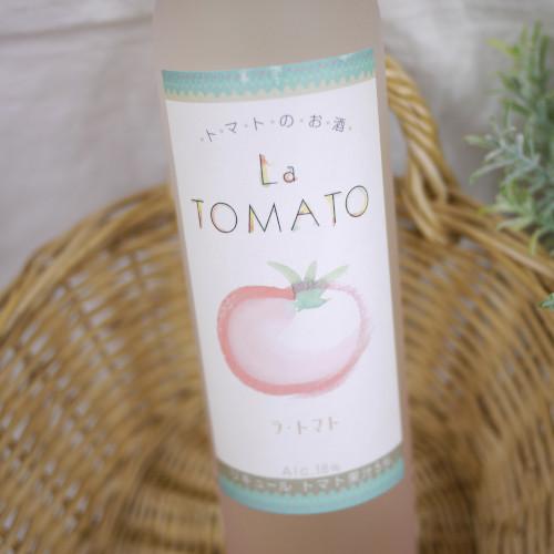 カゴメオリジナルトマトを使用 ラ トマト 18度 全品最安値に挑戦 500ml 合同酒精 ギフ_包装