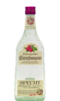 厳選された良質のチェリーを熟成させたフルーツブランデー 買取 シュペヒト 700ml 返品交換不可 キルシュヴァッサー
