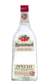 あんず から造った無色透明の蒸留酒 シュペヒト 700ml 買い取り 全商品オープニング価格 アプリコーゼンガイスト