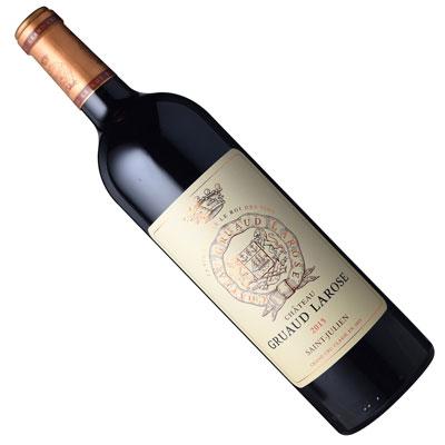 【ボルドーワイン】【赤ワイン】シャトー・グリュオー・ラローズ 2015 [フランス][フルボディー]