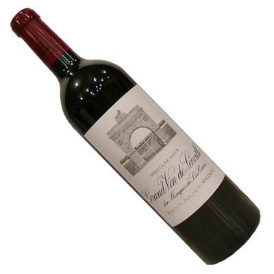 【ボルドーワイン】【赤ワイン】シャトー・レオヴィル・ラス・カーズ 2013 [フランス][フルボディー]