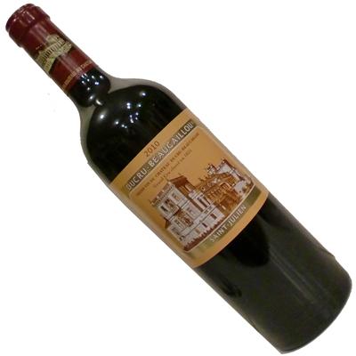 【ボルドーワイン】【赤ワイン】シャトー・デュクリュ・ボーカイユ 2010 [フランス][フルボディー]