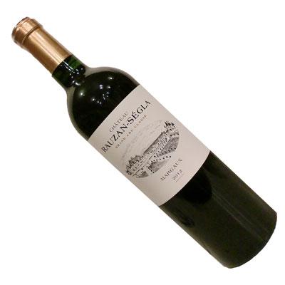 【ボルドーワイン】【赤ワイン】シャトー・ローザン・セグラ 2012 [フランス][フルボディー]