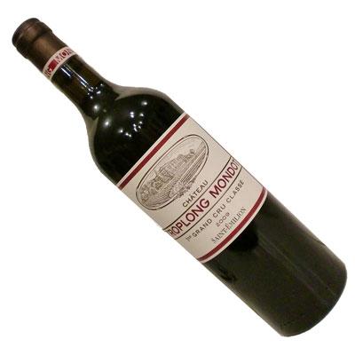 【ボルドーワイン】【赤ワイン】シャトー・トロロン・モンド 2009 [フランス][フルボディー]