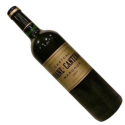 【ボルドーワイン】【赤ワイン】シャトー・ブラーヌ・カントナック 2009 [フランス][フルボディー]