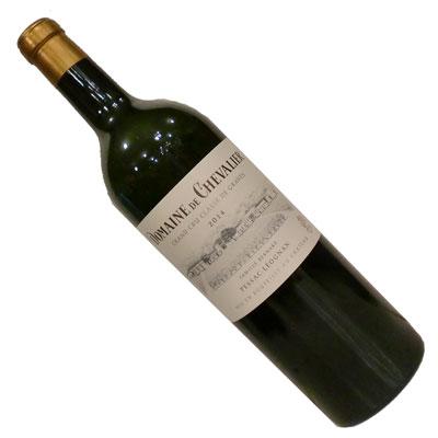 【ボルドーワイン】【白ワイン】ドメーヌ・ド・シュヴァリエ ブラン 2014[辛口][フランス]