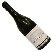 【ブルゴーニュワイン】【赤ワイン】クロ・ド・ヴージョ 2007ドメーヌ・シルヴァン・ロワシェ[フランス][フルボディー]