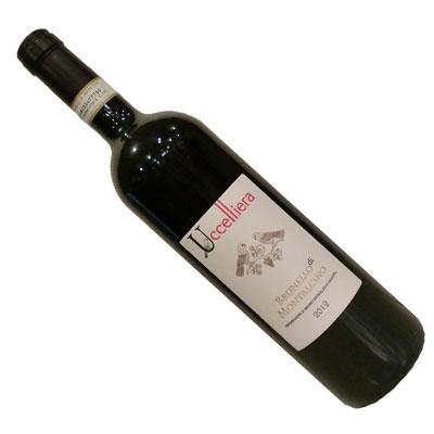 【イタリアワイン】【赤ワイン】ブルネッロ・ディ・モンタルチーノ ウッチェリエラ 2012[フルボディー]