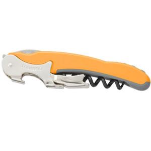 ムラーノ ソムリエナイフ オレンジダブルアクションで使いやすい イタリア製ソムリエナイフ タイムセール 直輸入品激安