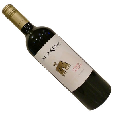 フレッシュで優しい果実の旨味が素直に広がるイメージの心地良いカベルネです 新作続 限定特価 チリワイン 赤ワイン アナケナ ミディアムボディー ソーヴィニョン ヴァラエタルカベルネ