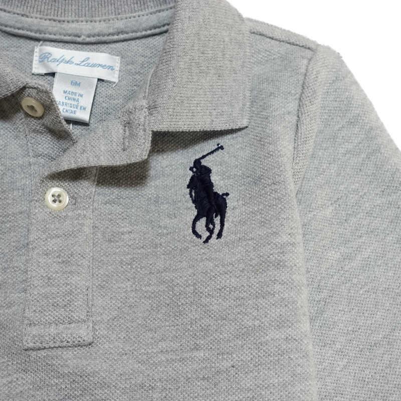 New Lime 18 Months Polo Ralph Lauren Baby Boys Big Pony Mesh Polo Shirts