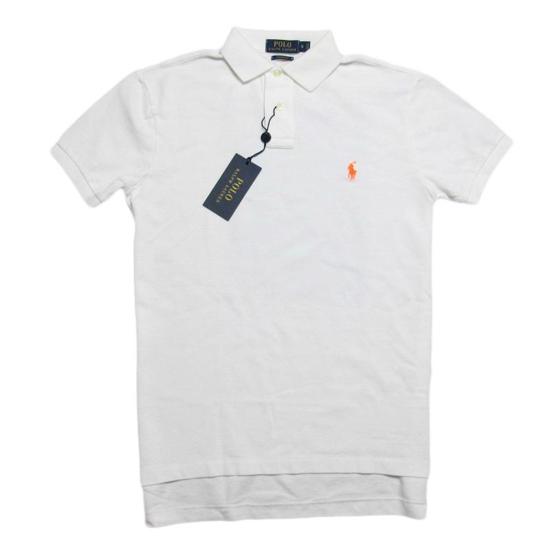 最新人気 ポロ ラルフローレン POLO RALPH LAUREN メンズ Men&39;s 半袖 ポロシャツ Custom-Fit Mesh Polo Shirt ホワイト White, 野迫川村 5c42016c