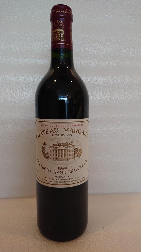 シャトー マルゴー 1994【A.C. マルゴー】Ch. Margaux 1994【A.C. Margaux】ラベルに微かな傷あり