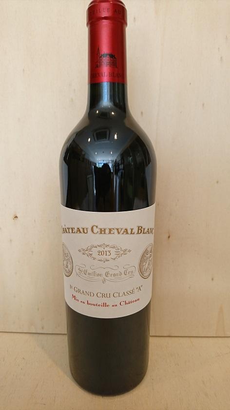 シャトー・シュヴァル・ブラン 2013【A.C.サンテミリオン】Ch.Cheval Blanc 2013【A.C.St. Emilion】新入荷!