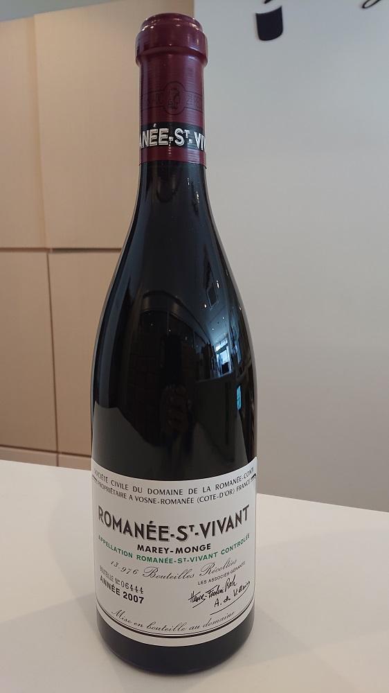 ロマネ・サン・ヴィヴァン 2007DRCRomanee St Vivant 2007DRC