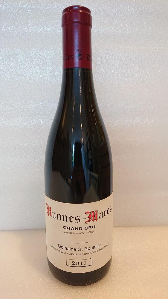 ボンヌ・マール 2011ジョルジュ・ルーミエBonnes Mares 2011Georges Roumier新入荷