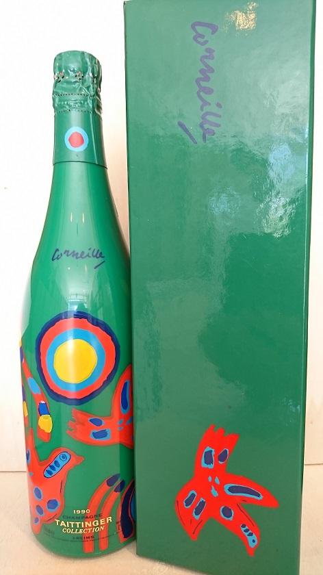 アーティスト・コレクション・コルネイユ 1990テタンジェArtist Collection Corneille 1990Taittinger再入荷