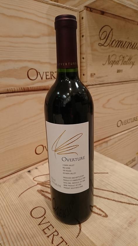 オーバーチュアオーパス・ワン・ワイナリーOvertureOpus One Winery新入荷