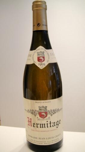 エルミタージュ・ブラン 2006ジャン・ルイ・シャーヴHermitage Blanc 2006Jean Louis Chave