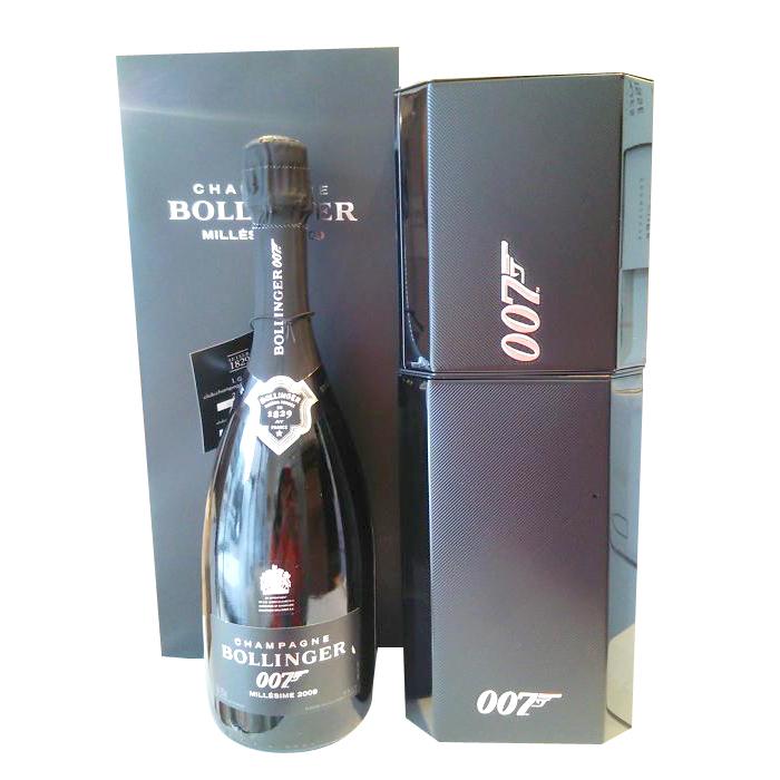 007 スペクター リミテッド・エディション 2009ボランジェ007 Spectre Limited Edition 2009Bollingerさらに値下げしました!送料無料