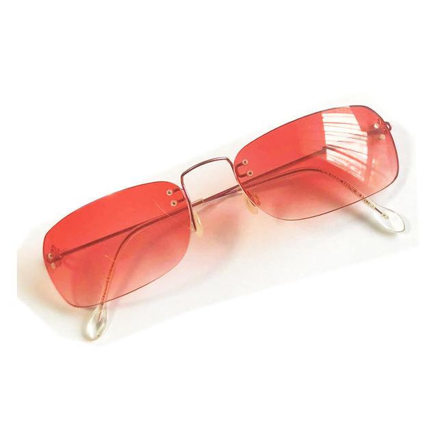 ☆【送料無料】【レア】ソルスター(SOLSTAR)オーストリア製デザインサングラス 【中古】☆【美品】【2018aw】05P05Nov16