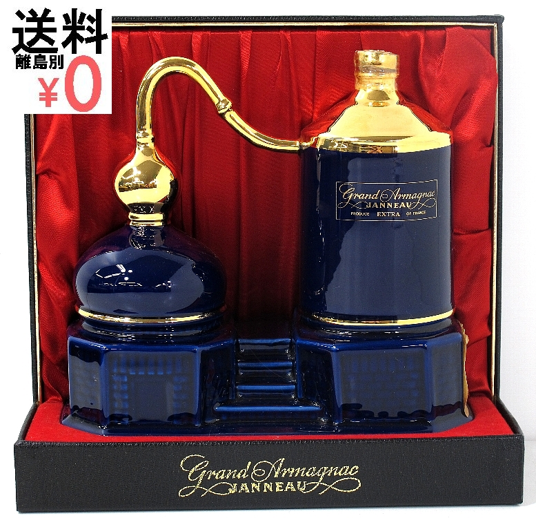Kusu ジャノー extra distillation with pottery JANNEAU EXTRA
