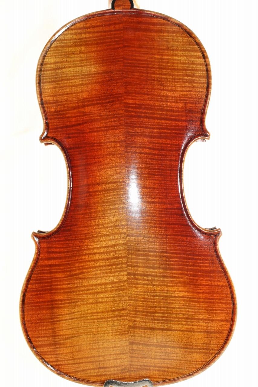 オールド風 デル ジュス King Joseph 即納 通信販売 ジョセフ モデルバイオリン ガルネリ キング