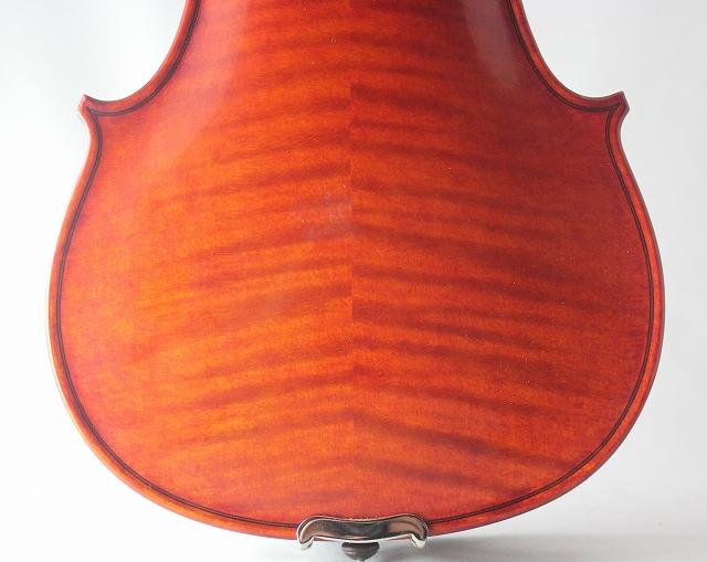 ブルガリア製バイオリン 4/4 Krasimir Simov 2010 ガルネリ・モデル