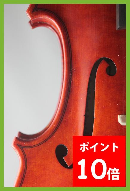 ブルガリア製バイオリン 4/4 Pencho Penev 2008 黒檀フィッティング