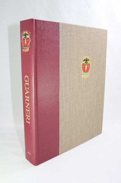 本  『Guarneri』 ガルネリ グァルネリ 著者 William Henry Hill等