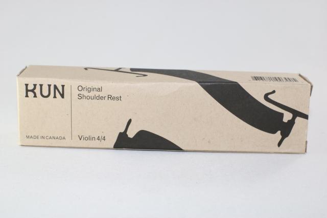超定番 定番 KUN バイオリン用4 4 肩あて 数量限定 オリジナル Original クン ショルダーレスト