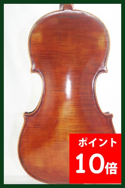 オールド・バイオリン Janos Lenhardt 1900年代初頭 ハンガリー