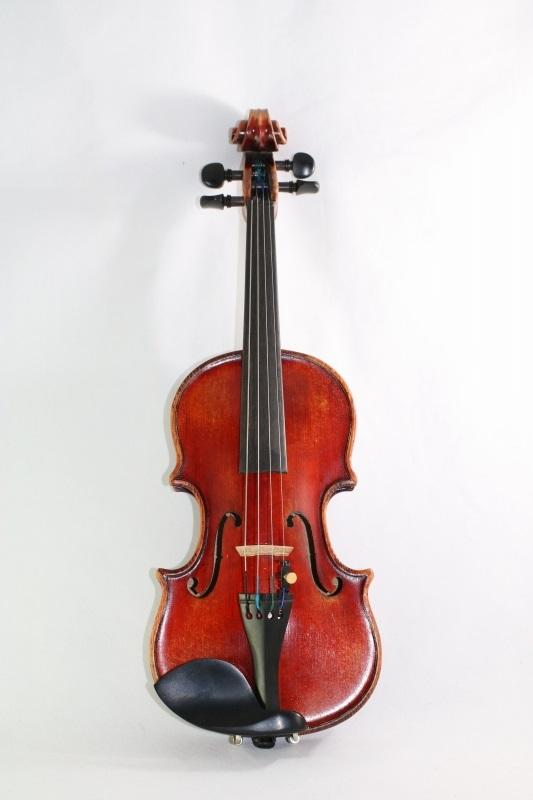 1/16サイズ バイオリン ハンドメイド高品質 ♪レッド 2017年制作♪