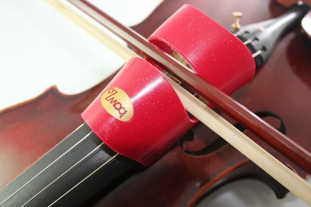 楽天市場】Bowzo バイオリンのボーイングの練習に!運弓練習に ...