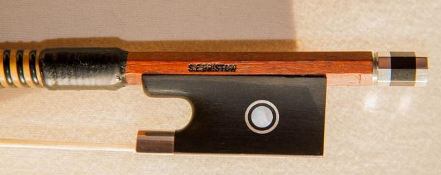英国製 S.E. BRISTOW ENGLAND バイオリン弓