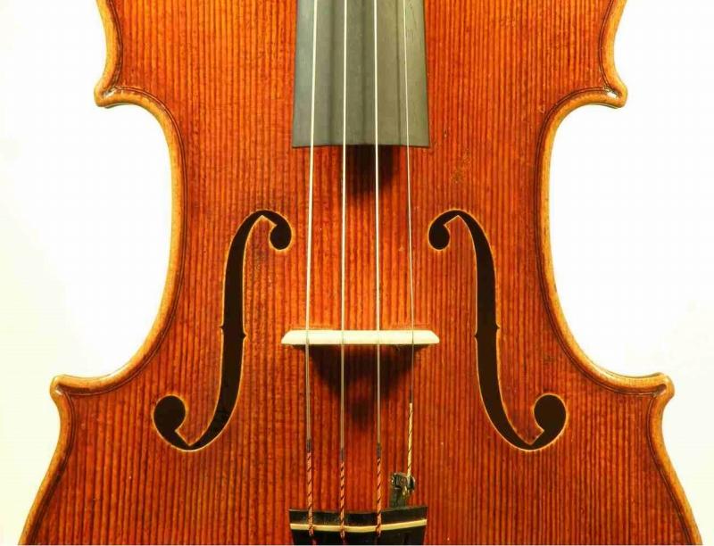 モデル』 Stradivari Costardi Bruno Viola 42cm アントニオ・ストラディバリ ブルーノ・コスタルディ 『Antonio ビオラ