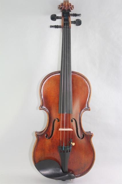 1/10サイズ バイオリン ハンドメイド 最上級品質 ♪コンクール向け♪