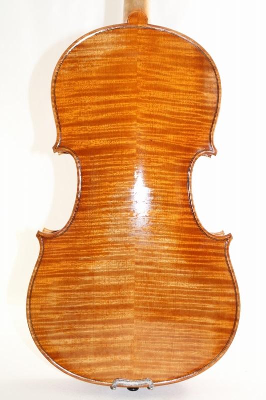 16インチ ヴィオラ 405mm ビオラ ストラド・モデル ♪イエロー・オレンジ♪