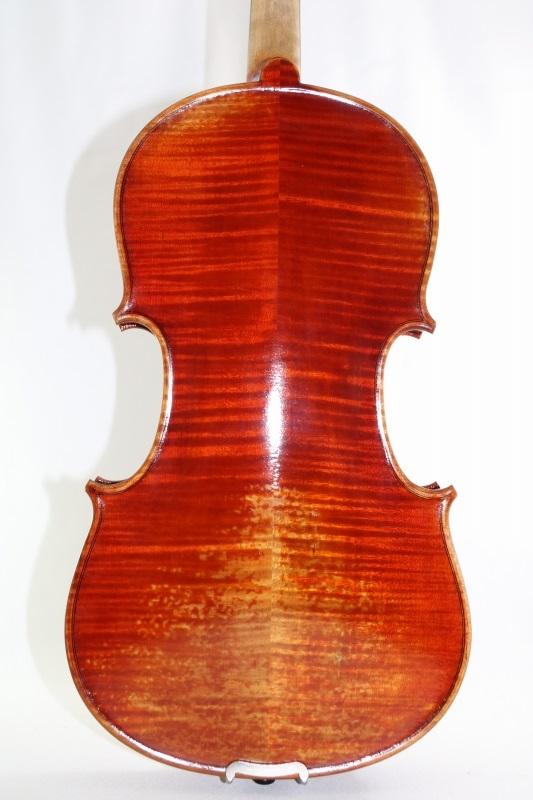 15.5インチ ヴィオラ 395mm ストラド・モデル ♪赤ビオラ♪