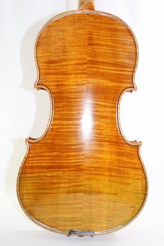 15.5インチ ヴィオラ 395mm オールド風ビオラ ストラド・モデル ♪マスターレベル♪ 50年物スプルース材