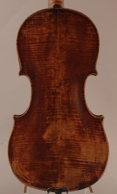 オールド・フレンチ・バイオリン Jacques Boquay Paris 1730