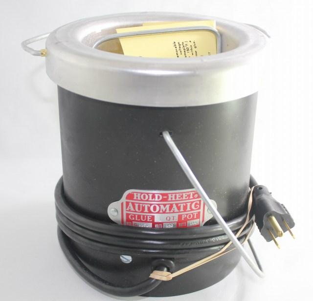 ニカワ(膠)用電気ポット Glue Pot