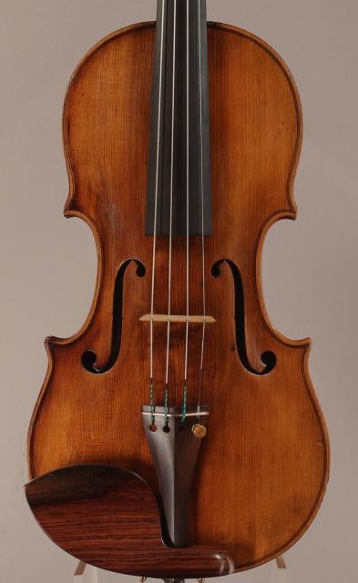 Carlo Ferdinando Landolfi ラベル バイオリン ミラノ