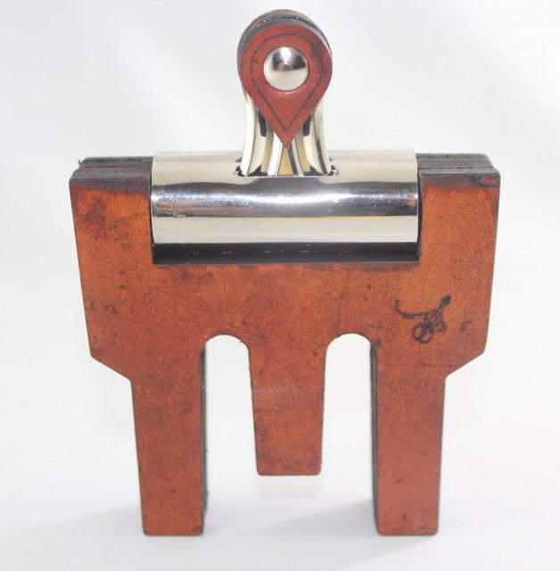 革製レザー・ミュート コントラバス用 米国製
