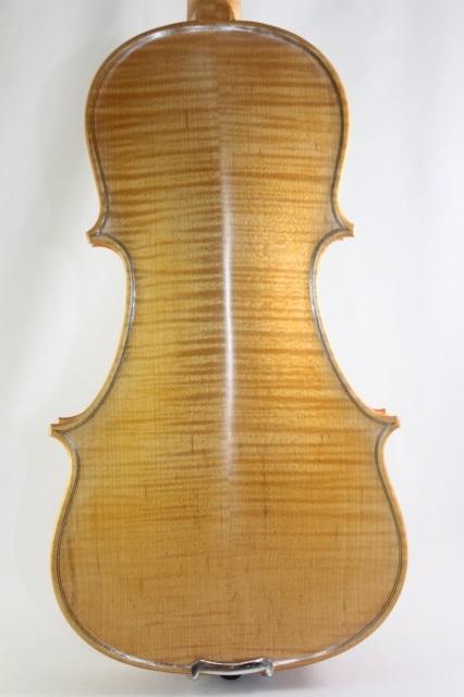 ♪ナチュラル・クリア・ニス♪ ダンシング・マスター・バイオリン The Dancing Master Violin 4/4 希少品!