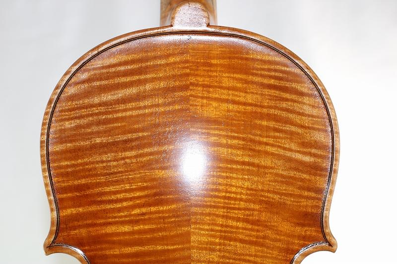 15.5インチ ♪5弦ヴィオラ♪ 395mm ビオラ ストラド・モデル 50年物スプルース材