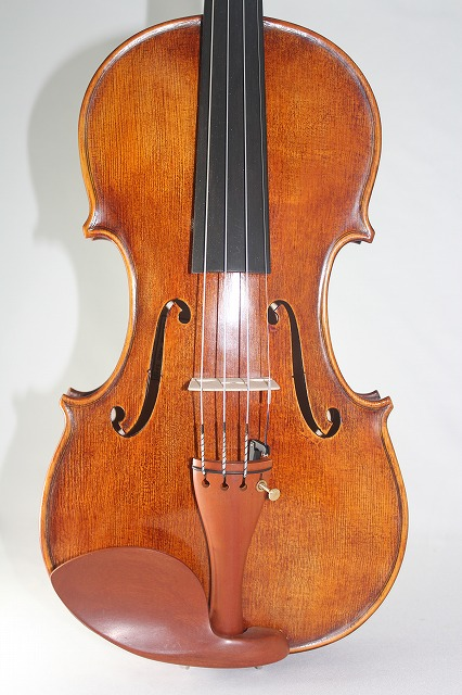 保加利亞製造小提琴4/4 Boris Ushev 2010柘植fittingu