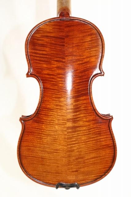 1/8サイズ バイオリン ハンドメイド 高品質 ♪コンクールに♪