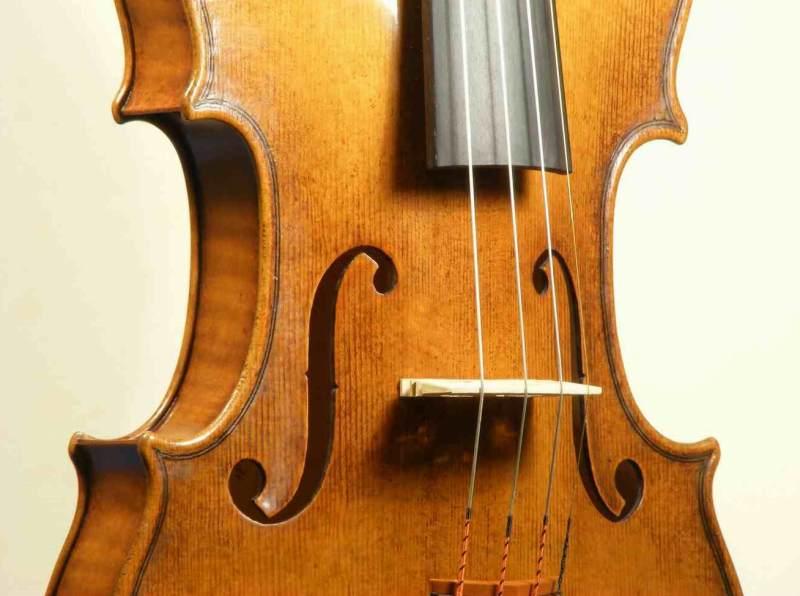Bruno Costardi ブルーノ・コスタルディ  『アントニオ・ストラディバリ 1715 モデル Antonio Stradivari 1715』