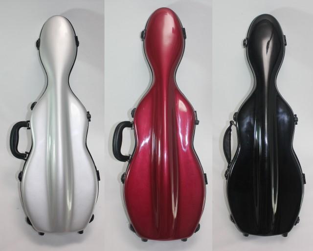 グラス・ファイバー製バイオリンケース Glass Fiber